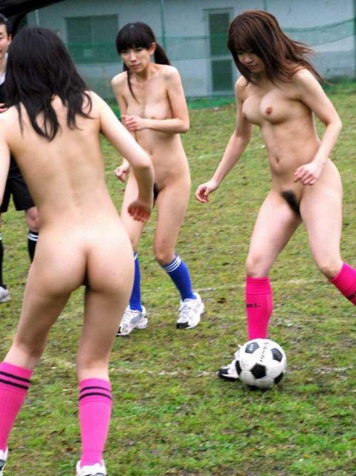 全裸でスポーツに勤しむアスリート達のエロ画像がこちらです! 33枚 No.3