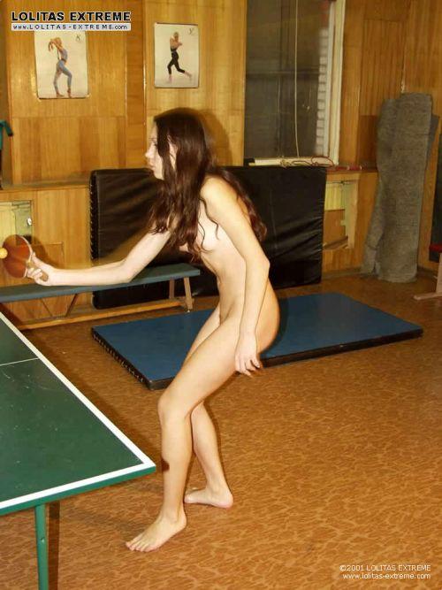 全裸でスポーツに勤しむアスリート達のエロ画像がこちらです! 33枚 No.8