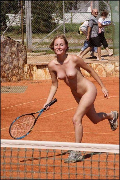 全裸でスポーツに勤しむアスリート達のエロ画像がこちらです! 33枚 No.13