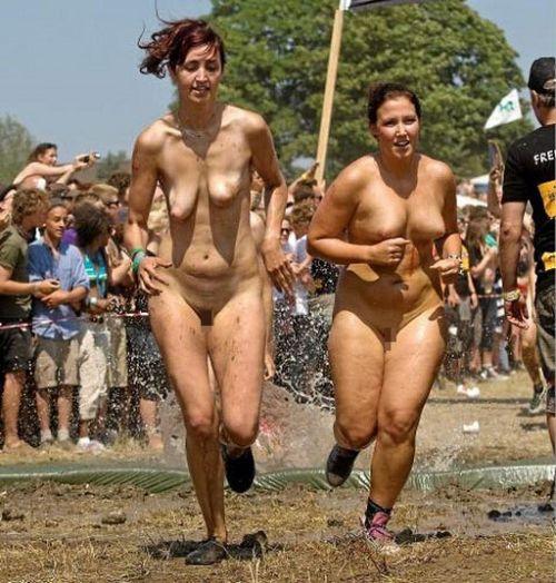 全裸でスポーツに勤しむアスリート達のエロ画像がこちらです! 33枚 No.22
