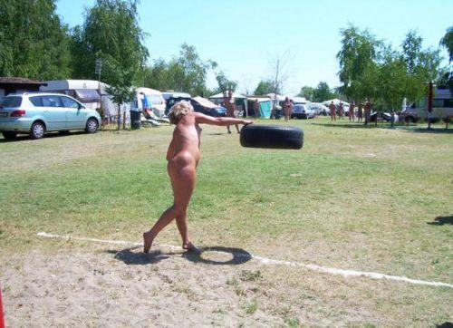 全裸でスポーツに勤しむアスリート達のエロ画像がこちらです! 33枚 No.28