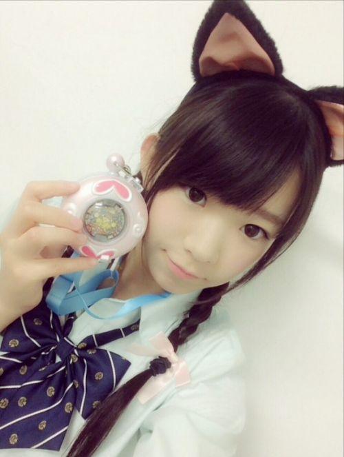 長澤茉里奈(まりちゅう)童顔Fカップで放課後プリンス在籍アイドルエロ画像 141枚 No.86