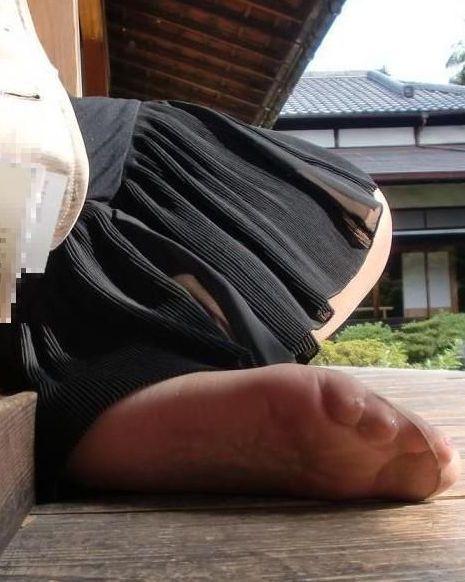 足の裏の匂いが最高!足裏フェチ画像 40枚 No.6