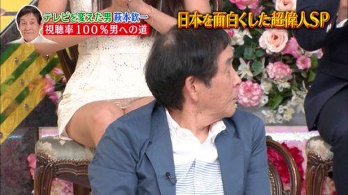 芸能人や女子アナ・アイドルのデルタパンチラを盗撮したエロ画像 33枚 No.5