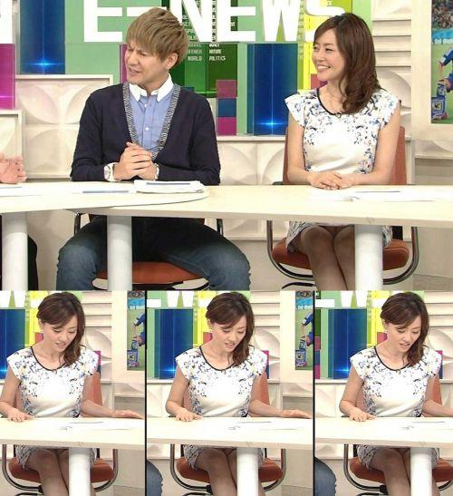 芸能人や女子アナ・アイドルのデルタパンチラを盗撮したエロ画像 33枚 No.7