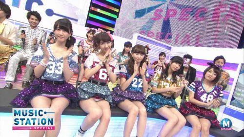 芸能人や女子アナ・アイドルのデルタパンチラを盗撮したエロ画像 33枚 No.8