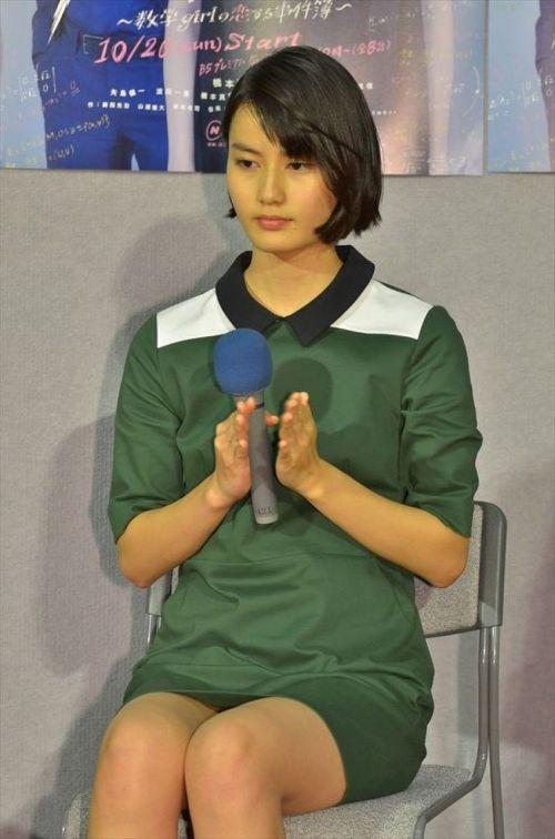 芸能人や女子アナ・アイドルのデルタパンチラを盗撮したエロ画像 33枚 No.28