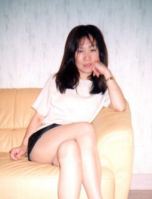 熟女のストッキング姿から夜の濃厚なエッチを妄想しちゃうエロ画像 32枚 No.6