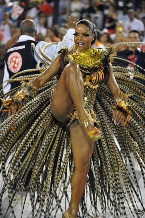 【画像】外国人サンバダンサーの豊満な肉体と衣装がエロ過ぎるwww 35枚 No.17