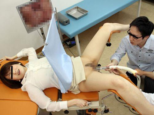 産婦人科医がバイブや電マ・ローターでイタズラしちゃうエロ画像 33枚 No.14