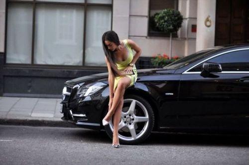 全裸外国人が車と共にセクシーなポージングをしちゃうエロ画像 34枚 No.29