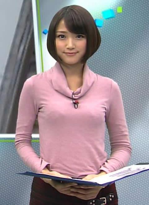 芸能人や女子アナの乳首透けが見えちゃうTVお宝エロ画像 32枚 No.4