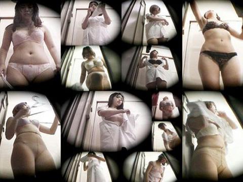 銭湯と温泉の女子更衣室で女性のおっぱいとオマンコ盗撮したエロ画像 34枚 No.10