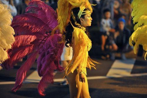 リオのカーニバルで有名なサンバ衣装を着たお姉さんのお尻エロ画像 37枚 No.9