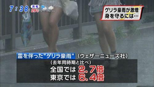 台風中継でずぶ濡れになっている素人JKがエロ過ぎなんだがwww 39枚 No.2