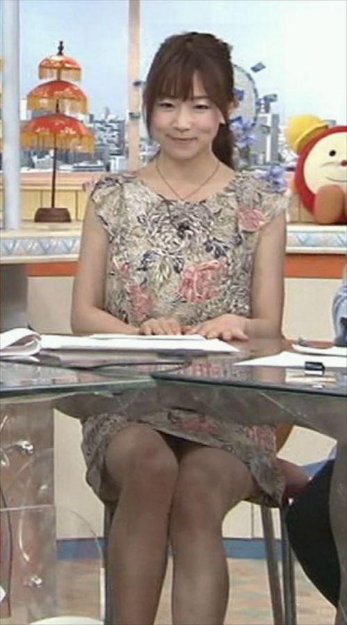 人気女子アナのパンチラ画像を厳選して集めた結果www 31枚 No.15
