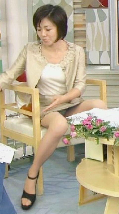 人気女子アナのパンチラ画像を厳選して集めた結果www 31枚 No.16