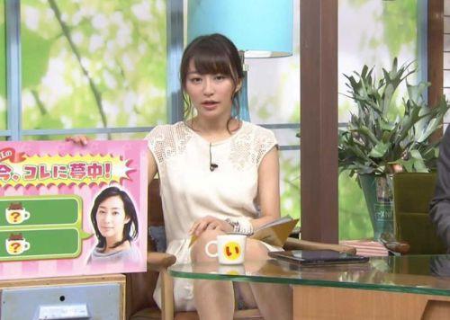 人気女子アナのパンチラ画像を厳選して集めた結果www 31枚 No.29