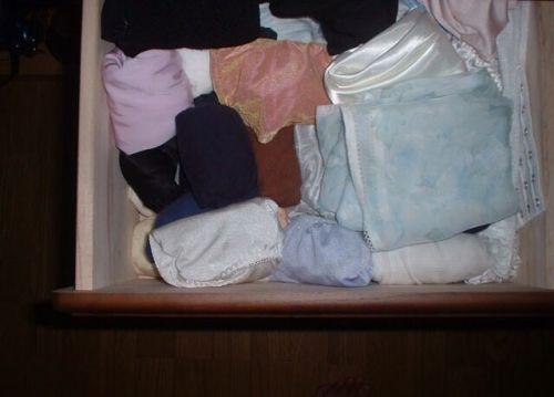 【画像】タンスのエロい下着を綺麗に並べる模範解答がこちらです! 31枚 No.31