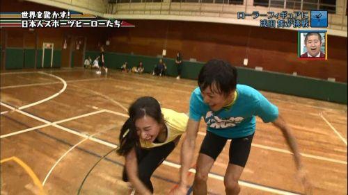 浅田舞のTVで起きたハプニングエロ画像まとめたったwww 58枚 No.20