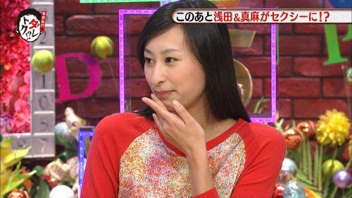 浅田舞のTVで起きたハプニングエロ画像まとめたったwww 58枚 No.21