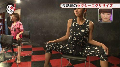 浅田舞のTVで起きたハプニングエロ画像まとめたったwww 58枚 No.38
