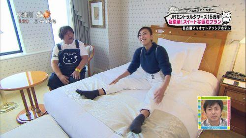 浅田舞のTVで起きたハプニングエロ画像まとめたったwww 58枚 No.44
