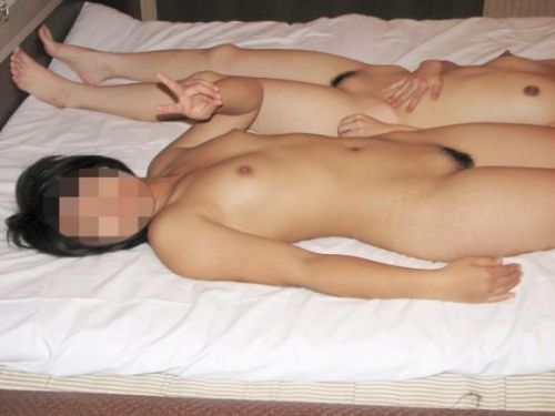 巨乳おっぱいとマンコ同士が絡みあうレズビアンのエロ画像! 33枚 part.7 No.3