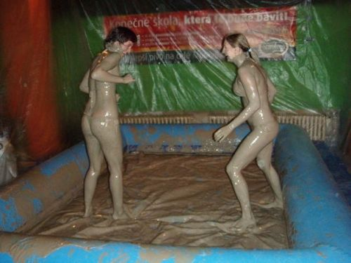 【海外】裸で相手を押さえつけるセクシーキャットファイト画像! 39枚 No.31