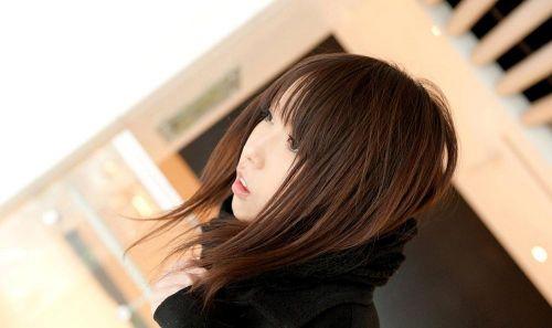 有村千佳(ありむらちか)ロングの髪の毛で綺麗な色白お姉さんのエロ画像 163枚 No.51
