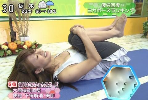 【TVキャプチャ画像】芸能人のマッサージやストレッチがエロ過ぎwww 51枚 No.12