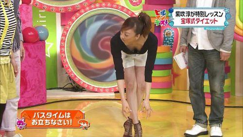 【TVキャプチャ画像】芸能人のマッサージやストレッチがエロ過ぎwww 51枚 No.13