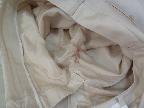 【画像】股間部分が愛液やオリモノで汚れた染みパンを比較しようぜwww 34枚 No.28