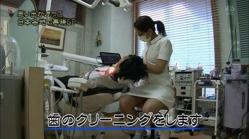 仕事中の歯科衛生士の座りパンチラや逆さ撮り盗撮したエロ画像 32枚 No.2