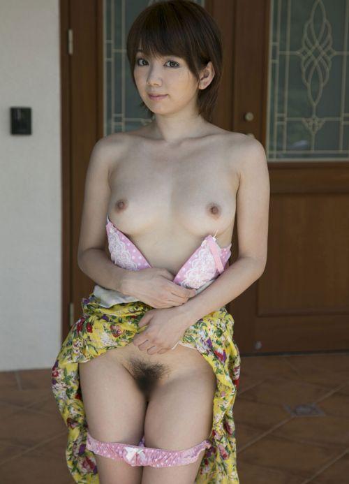 希美まゆ(のぞみまゆ)元ALC職人!色白でムッチリなショートヘアAV女優エロ画像 231枚 No.28