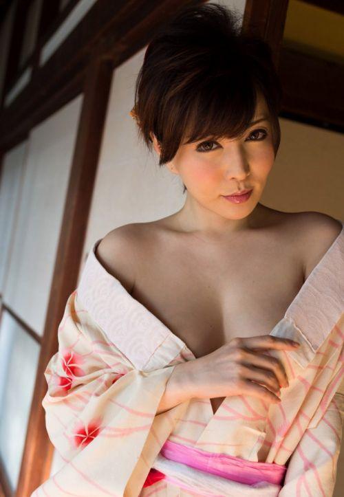 里美ゆりあ(さとみゆりあ)痴女でオシャレなショートカットお姉さんAV女優エロ画像 171枚 No.36