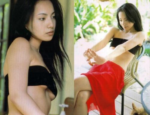 祝離婚な三船美佳の若い頃に撮影したエログラビア画像がこちらです! 73枚 No.21