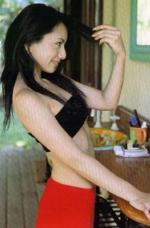 祝離婚な三船美佳の若い頃に撮影したエログラビア画像がこちらです! 73枚 No.23