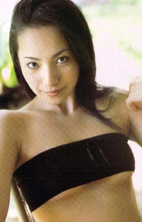 祝離婚な三船美佳の若い頃に撮影したエログラビア画像がこちらです! 73枚 No.39