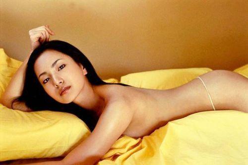 祝離婚な三船美佳の若い頃に撮影したエログラビア画像がこちらです! 73枚 No.42
