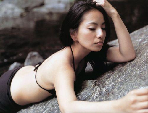 祝離婚な三船美佳の若い頃に撮影したエログラビア画像がこちらです! 73枚 No.46