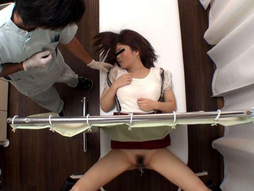 【勃起確定】産婦人科医にオマンコを観察される女の子のエロ画像 32枚 No.19