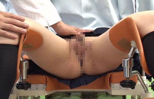 【勃起確定】産婦人科医にオマンコを観察される女の子のエロ画像 32枚 No.31
