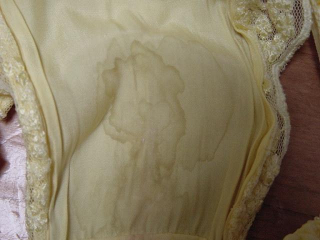 (閲覧注意)出来立てホヤホヤのしっとり濡れた染みパンの鮮度www 34枚