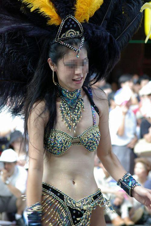 【画像】日本人サンバダンサーのTバックのプリケツが激エロwww 39枚 No.4