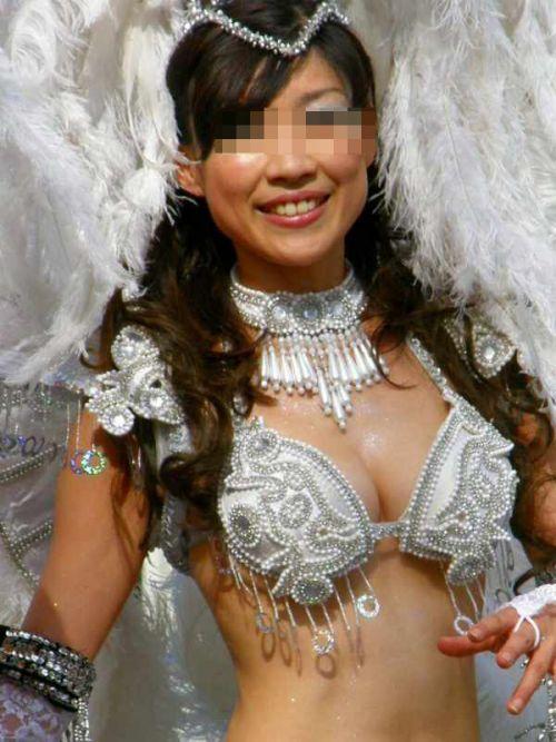 【画像】日本人サンバダンサーのTバックのプリケツが激エロwww 39枚 No.15