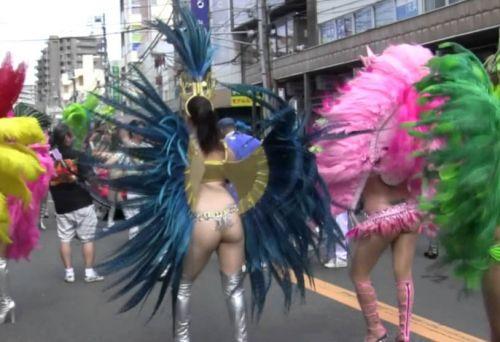 【画像】日本人サンバダンサーのTバックのプリケツが激エロwww 39枚 No.25
