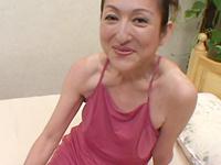 【無修正】五十路の女優魂 小橋早苗