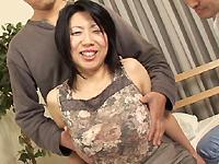 熟女倶楽部:【無修正】40代のムチポチャ巨乳 ほしの菜実恵 40歳