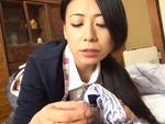 ダイスキ!人妻熟女動画 : 【無修正】義父を看病してるうちに欲情してチ◯ポをパクついちゃうドエロ四十路巨乳嫁